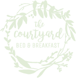 The Courtyard B&B Logo